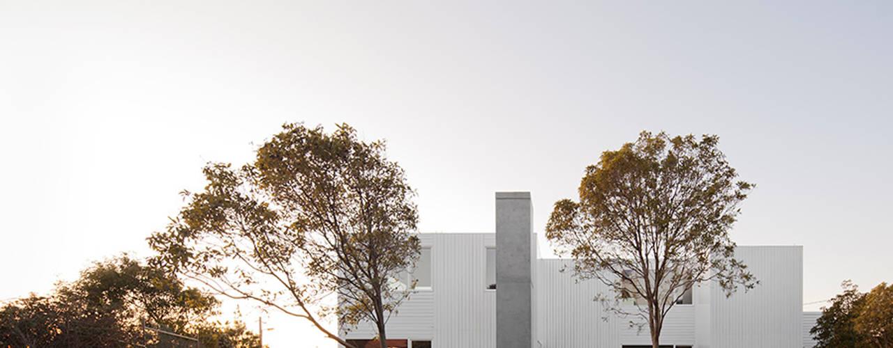 Casas de estilo minimalista de Jular Madeiras Minimalista