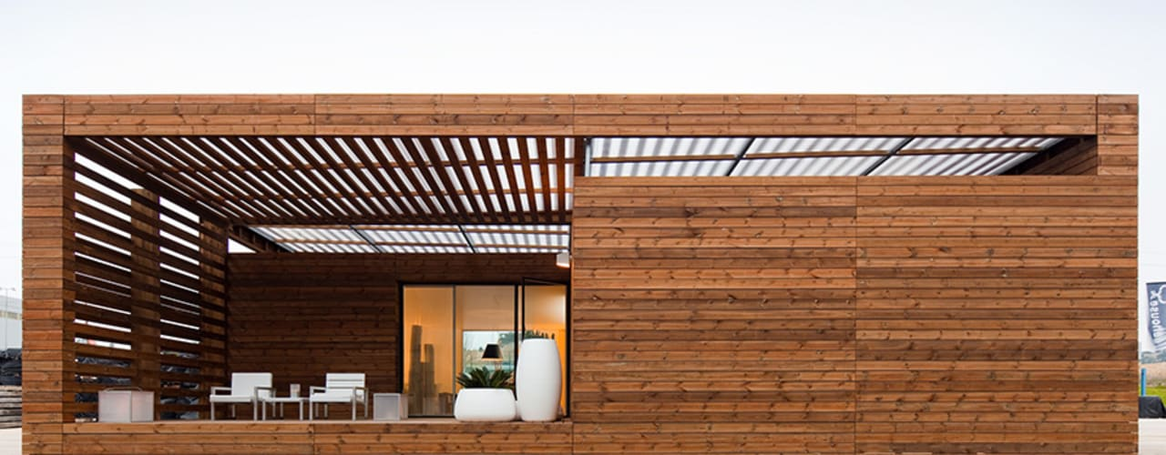 Soyo Village Casas modernas por Jular Madeiras Moderno
