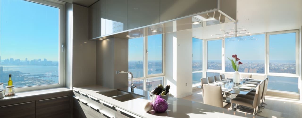 Kitchen by Andrew Mikhael Architect
