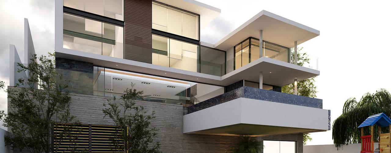20 case in 3d che ti ispireranno a progettare quella dei for Modelli case 3d