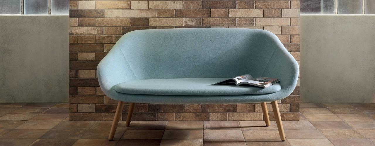 Spadon Agenturen Country style walls & floors Ceramic