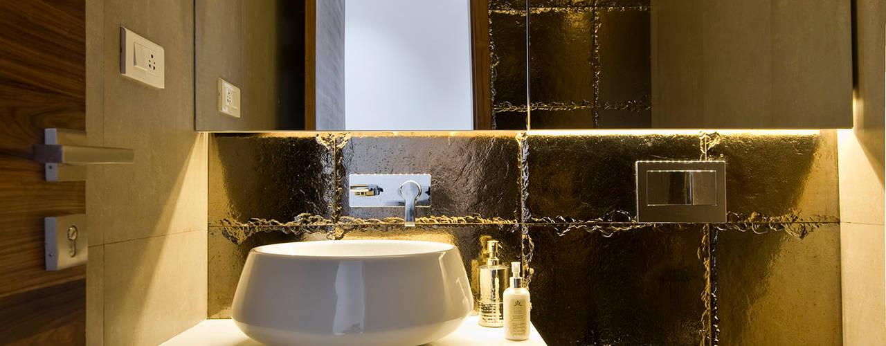Ванные комнаты в . Автор – Urban Tree, Модерн