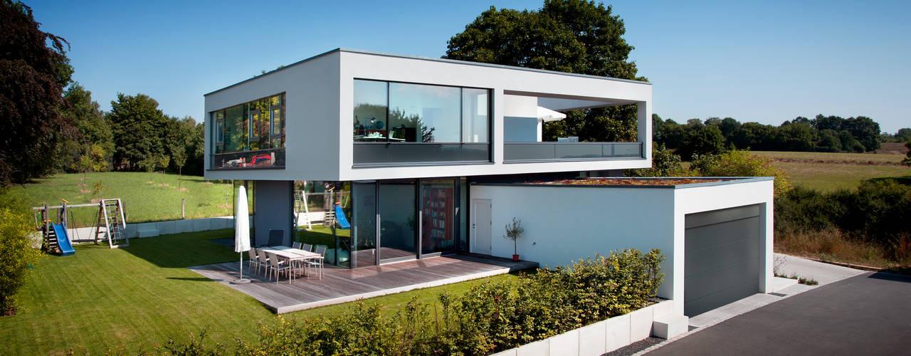 Huizen door Klaus Geyer Elektrotechnik