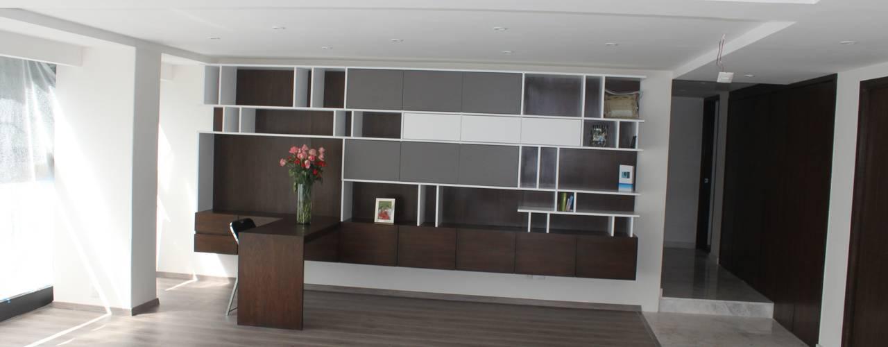 Oficinas de estilo moderno de IARKITECTURA Moderno
