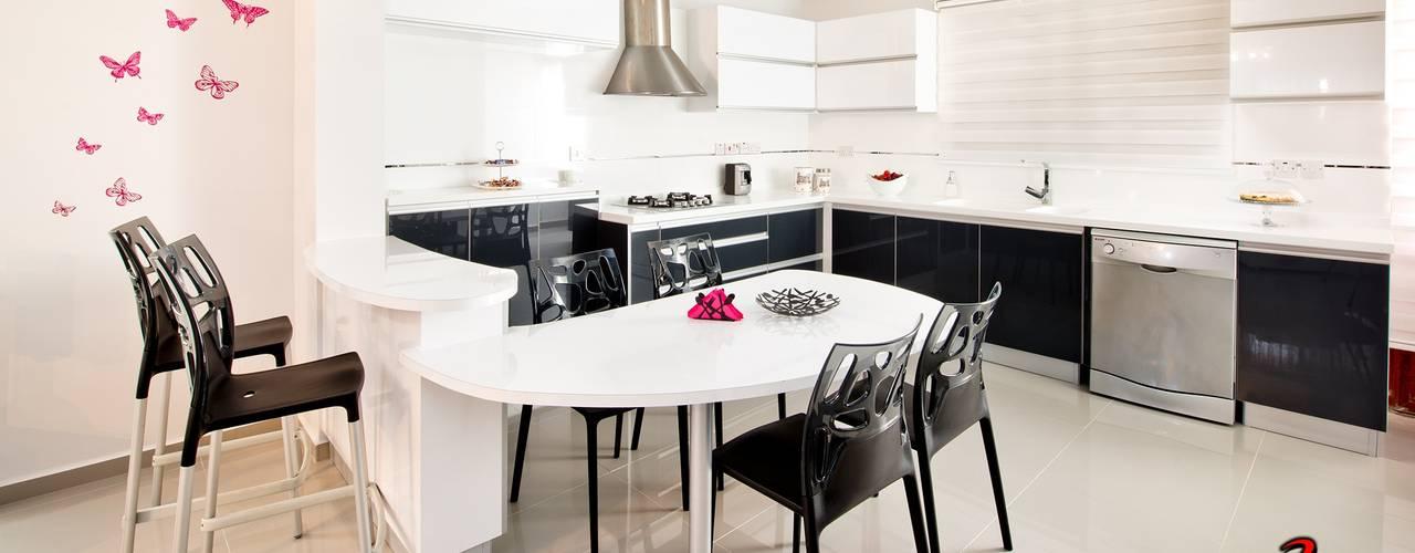 modern Kitchen by Şölen Üstüner İç mimarlık