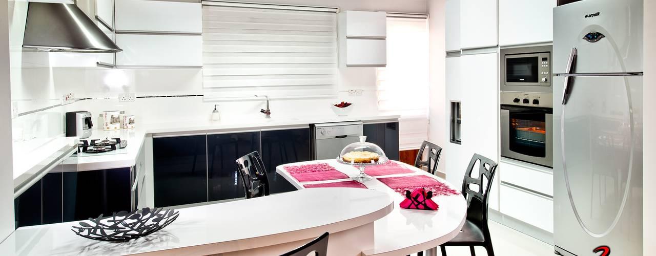 Moderne Küchen von Şölen Üstüner İç mimarlık Modern