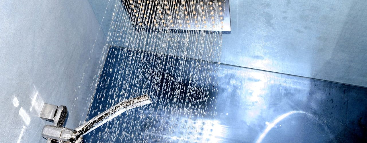 inspiratie voor douche van AGZ badkamers en sanitair
