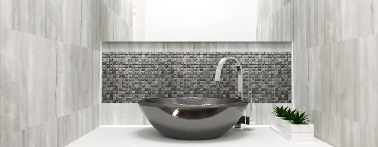 Diseño Baño LUOVA Interiorismo Baños modernos