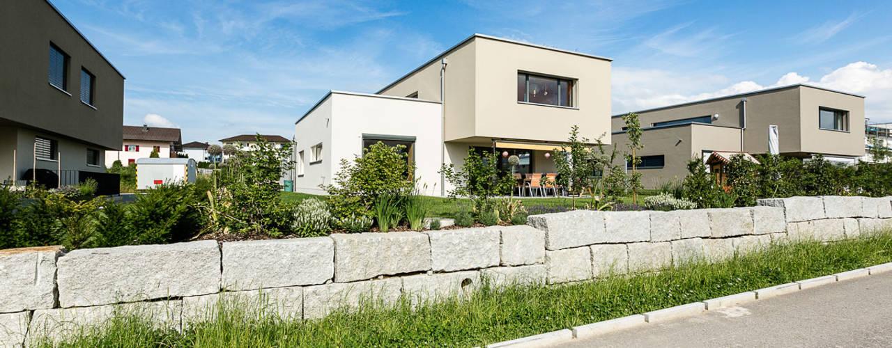 Casas  por Hunkeler Partner Architekten AG