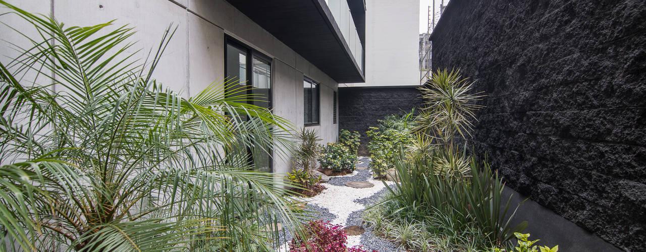 Projekty,  Ogród zaprojektowane przez PHia