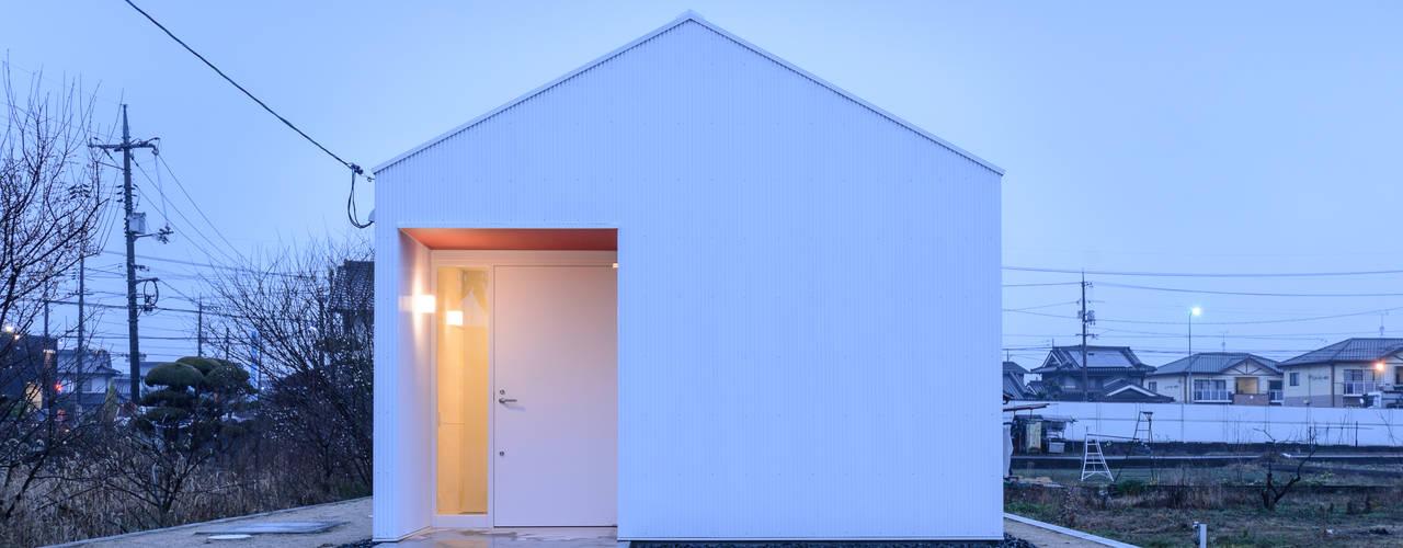 Modern houses by 風景のある家.LLC Modern