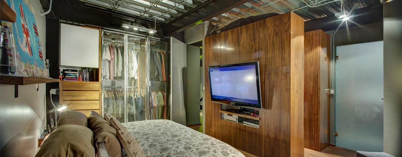 Kamar Tidur Modern Oleh RIMA Arquitectura Modern