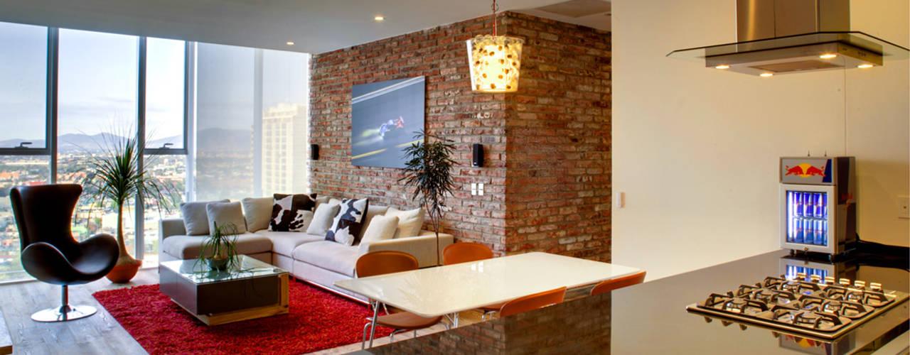 Salas de estar  por RIMA Arquitectura