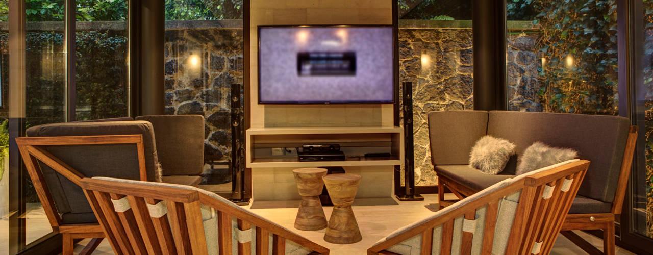 RIMA Arquitectura Living room