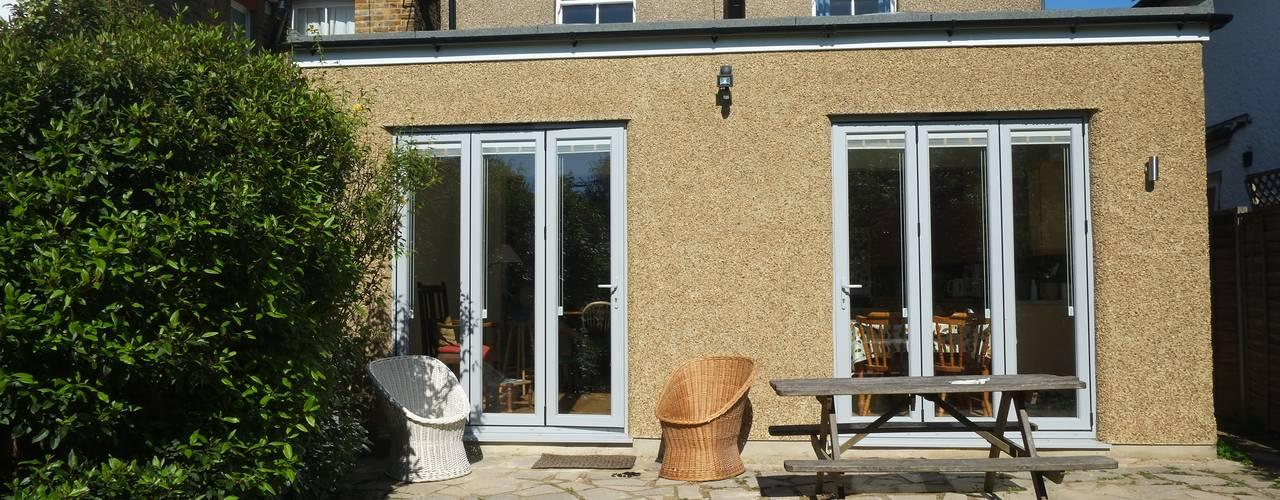 Single Storey Extension Reginald Road - Northwood Modern windows & doors by London Building Renovation Modern