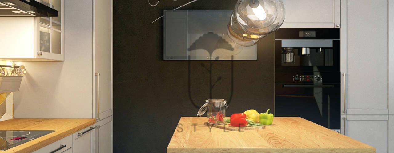 Кухни в . Автор – U-Style design studio