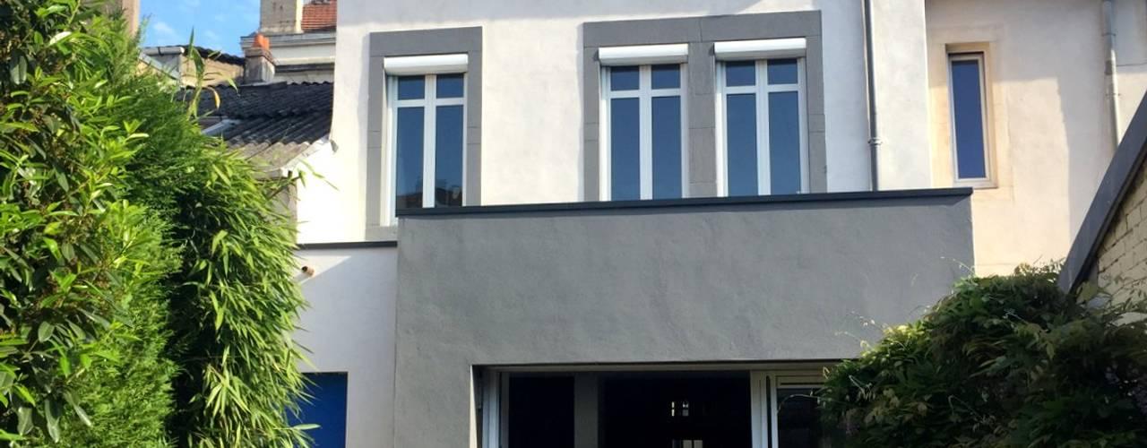 Extension C02 Maisons modernes par 3B Architecture Moderne