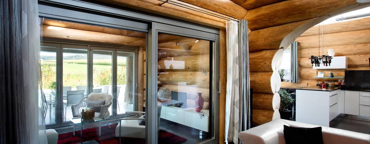 Windows by Kneer GmbH, Fenster und Türen, Rustic