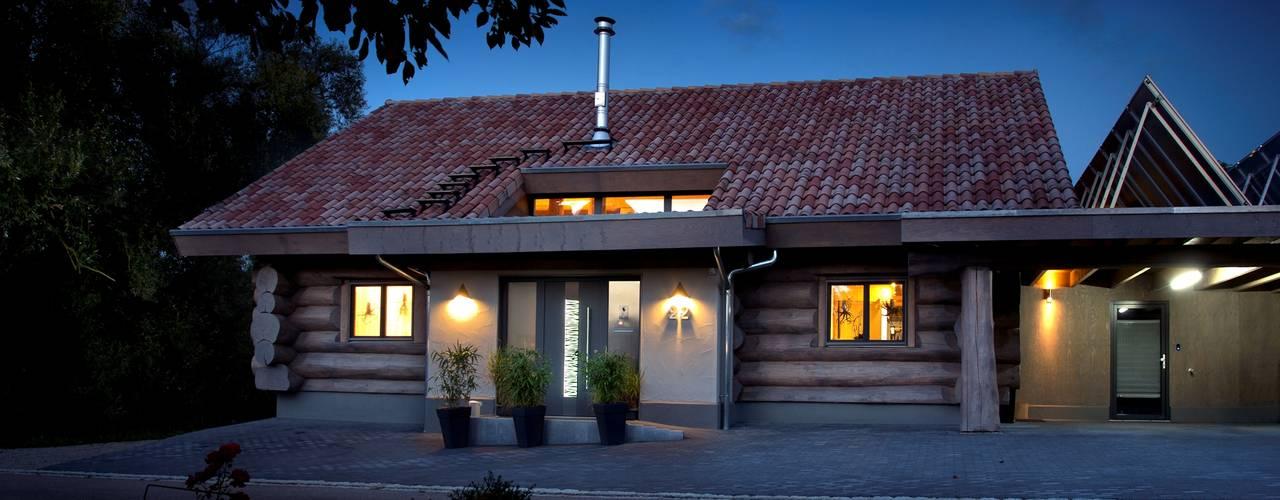 Kneer GmbH, Fenster und Türen:  tarz Pencere