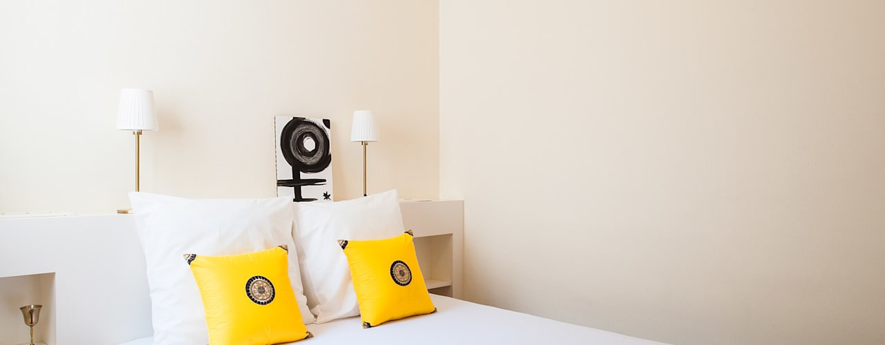 غرفة نوم تنفيذ Markham Stagers