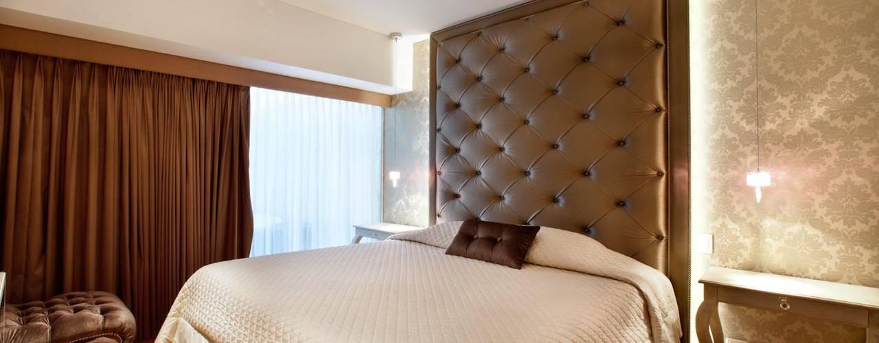 Dormitorios de estilo  por homify, Ecléctico