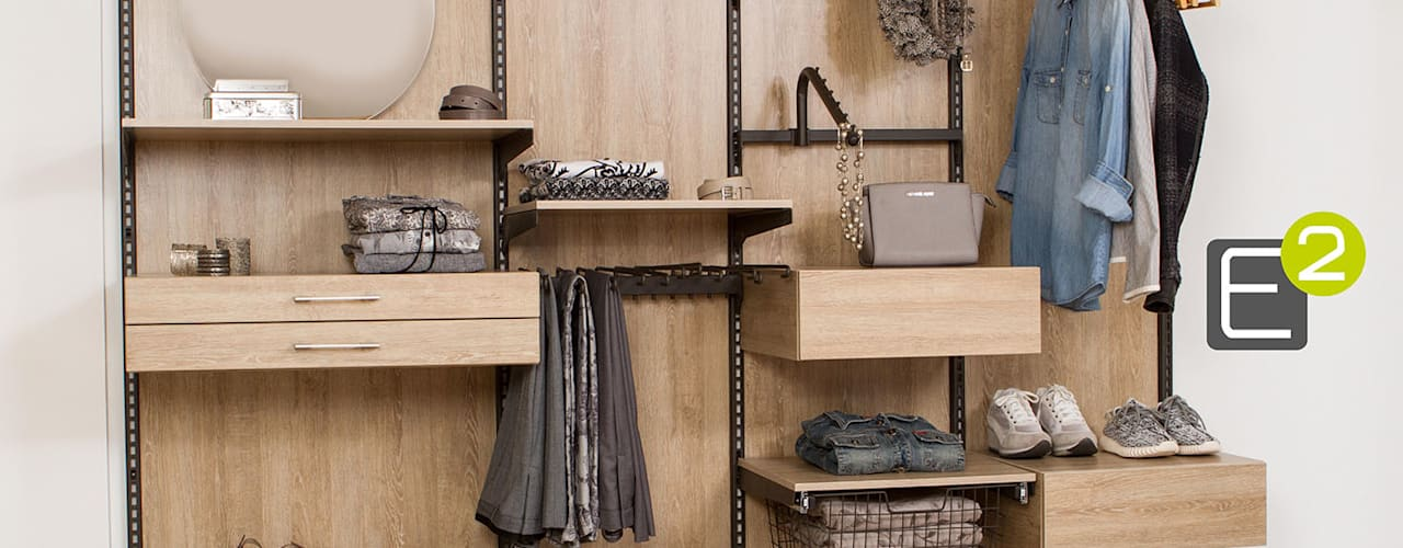 Dressing room by Espacio al Cuadrado