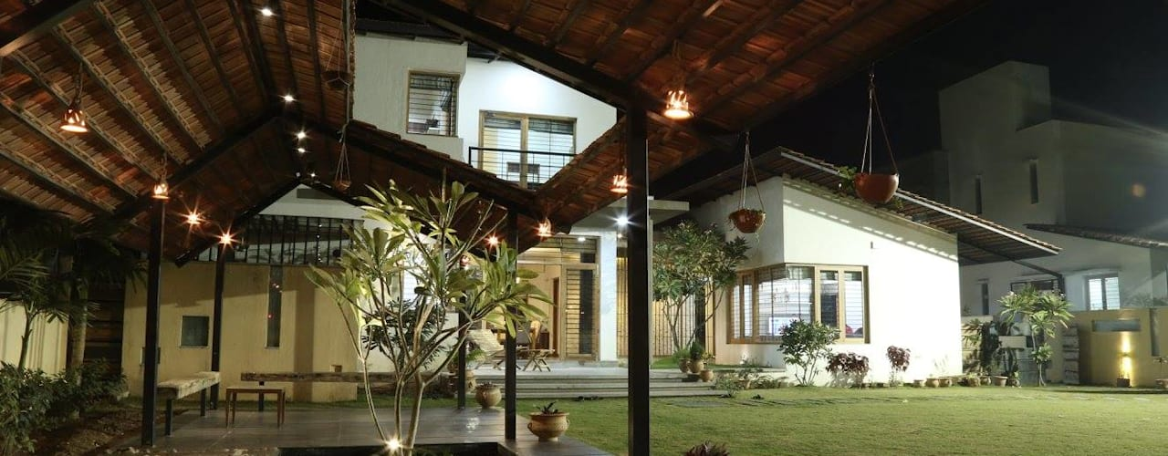 Garages de estilo  por 4th axis design studio