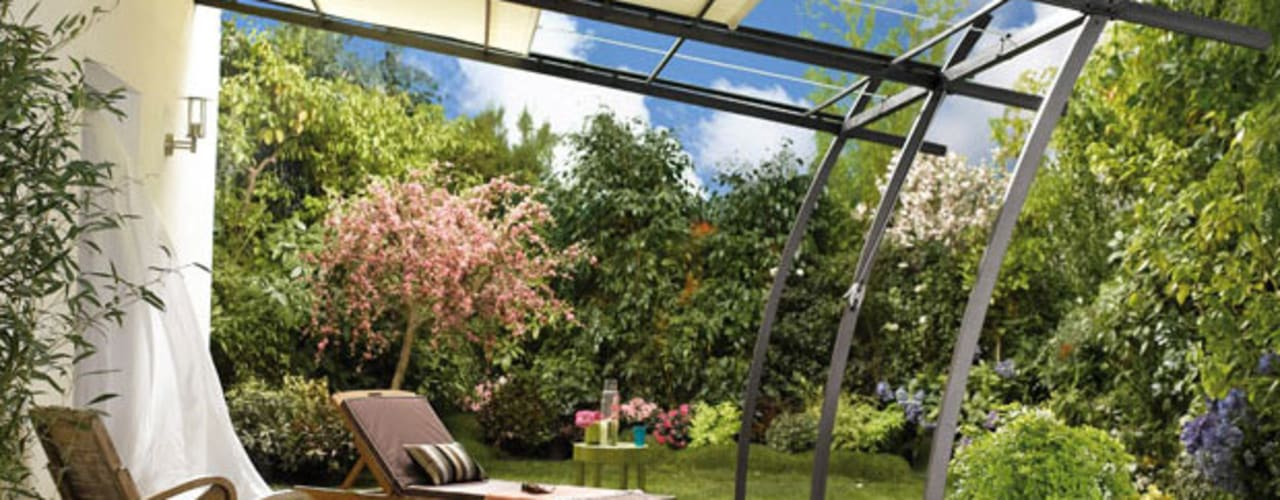 homify Balconies, verandas & terraces Accessories & decoration