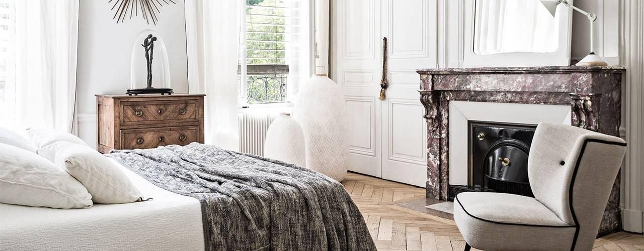 غرفة نوم تنفيذ Design for Love, إسكندينافي