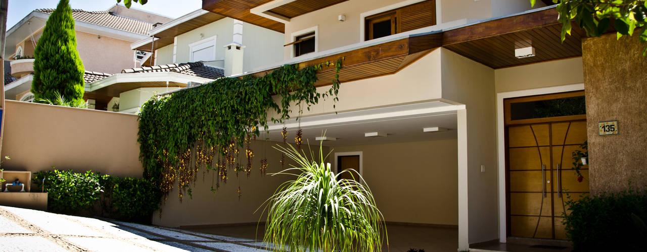 Jardines de estilo  por Felipe Mascarenhas Paisagismo, Rústico
