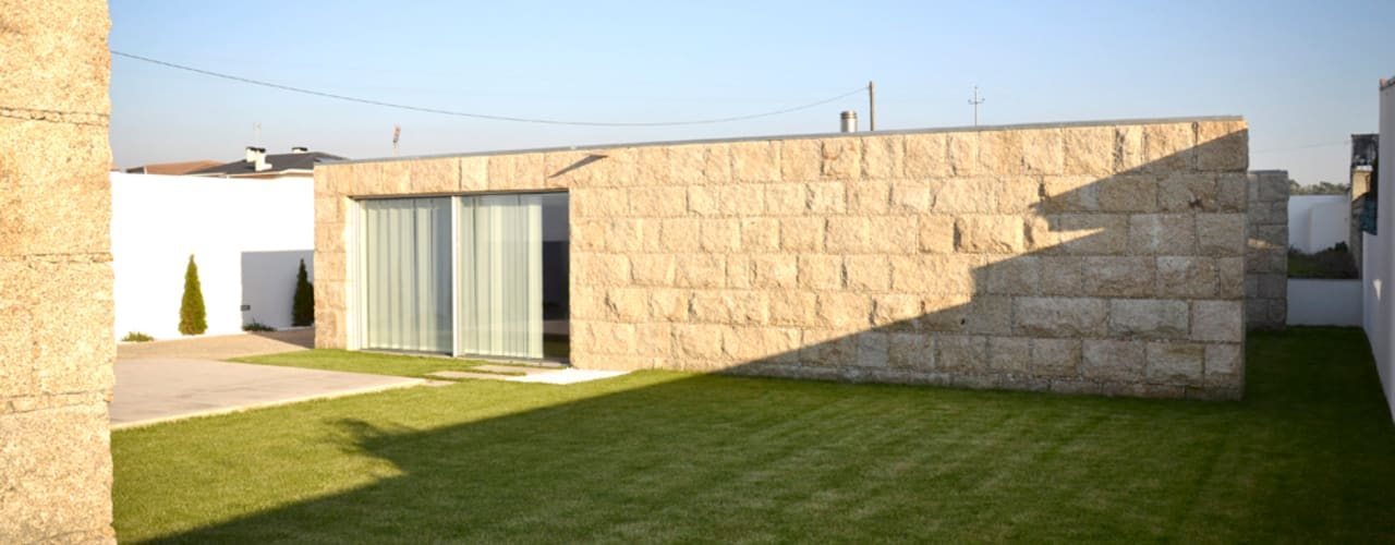 Houses by PFS-arquitectura,