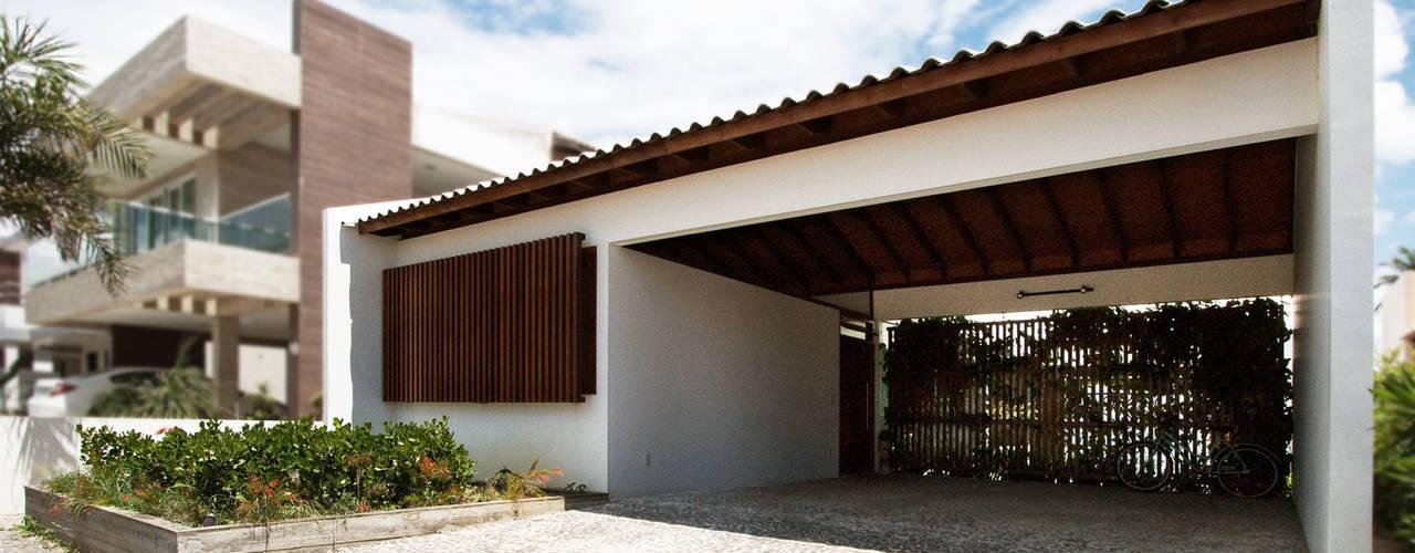 Houses by Coletivo de Arquitetos
