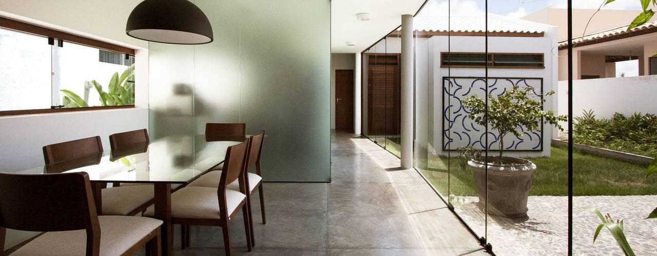 Coletivo de Arquitetos ミニマルな 家