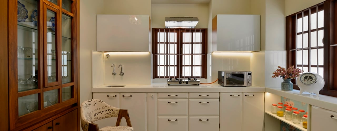 Cocinas de estilo  por Aum Architects