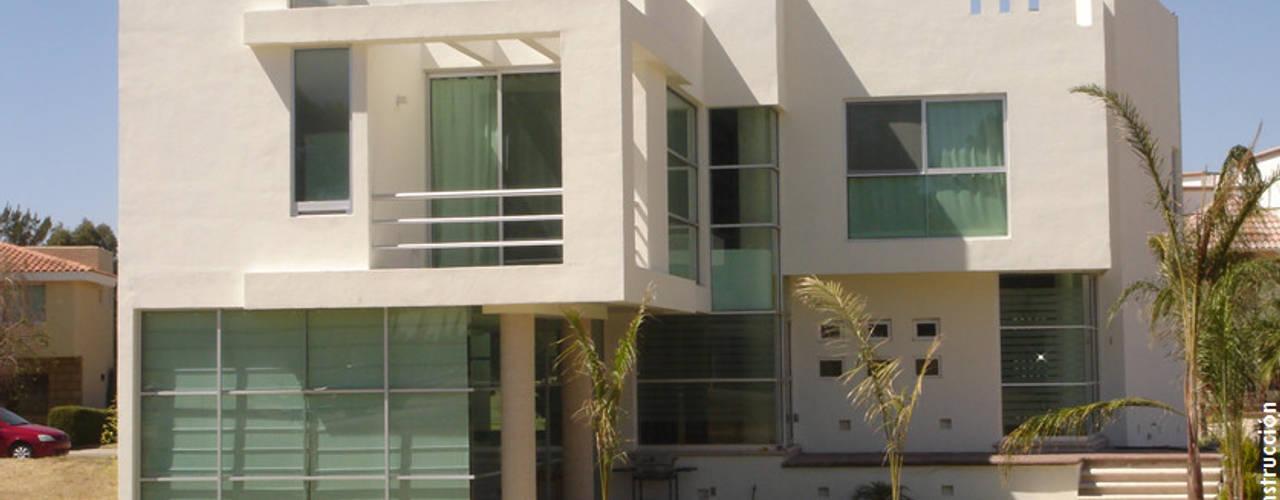 Recidencia Espinoza: Terrazas de estilo  por AQ3 Arquitectos