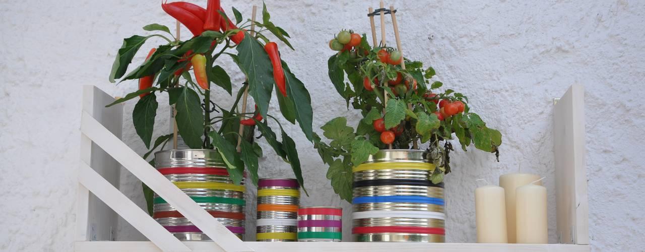 23 günstige Ideen für deine Terrasse