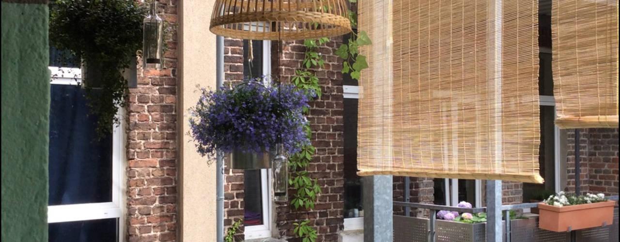 Balcon de style  par DIE BALKONGESTALTER