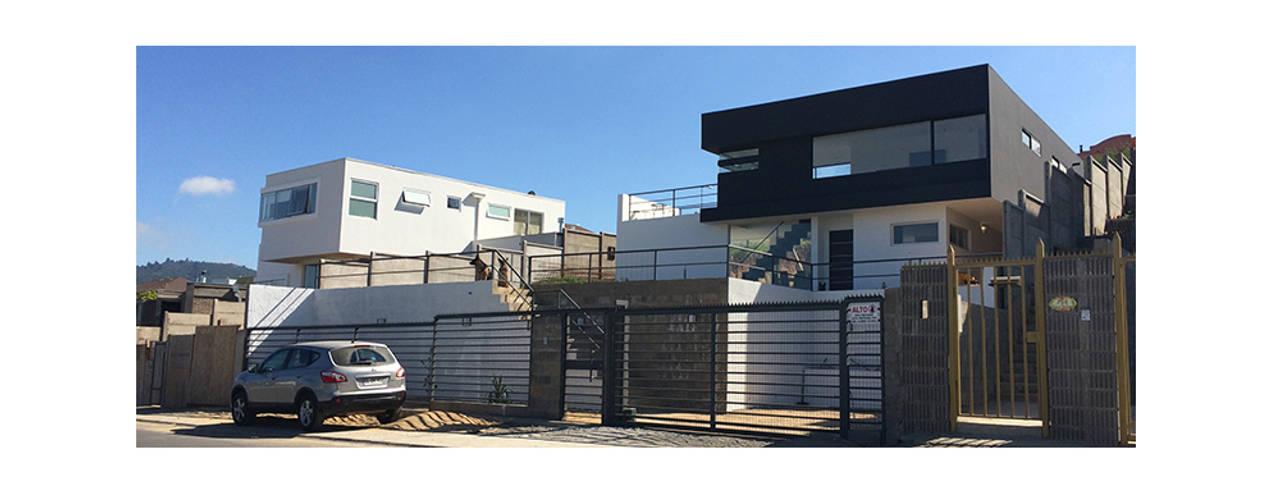 Casas modernas de Herman Araya Arquitecto y constructor Moderno
