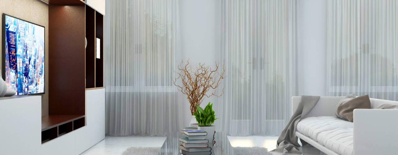 Appartamento - Via Del Cairo, Varese Silvana Barbato Soggiorno moderno