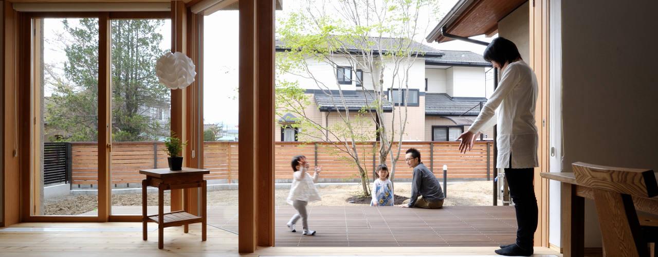 長野県長野市(中越の家) 藤松建築設計室 ダイニングルーム照明