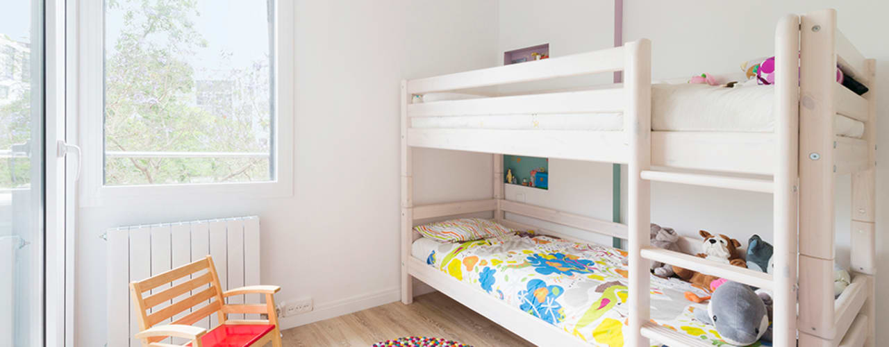 Colores de cuartos para niños: los típicos y lo que no conocías