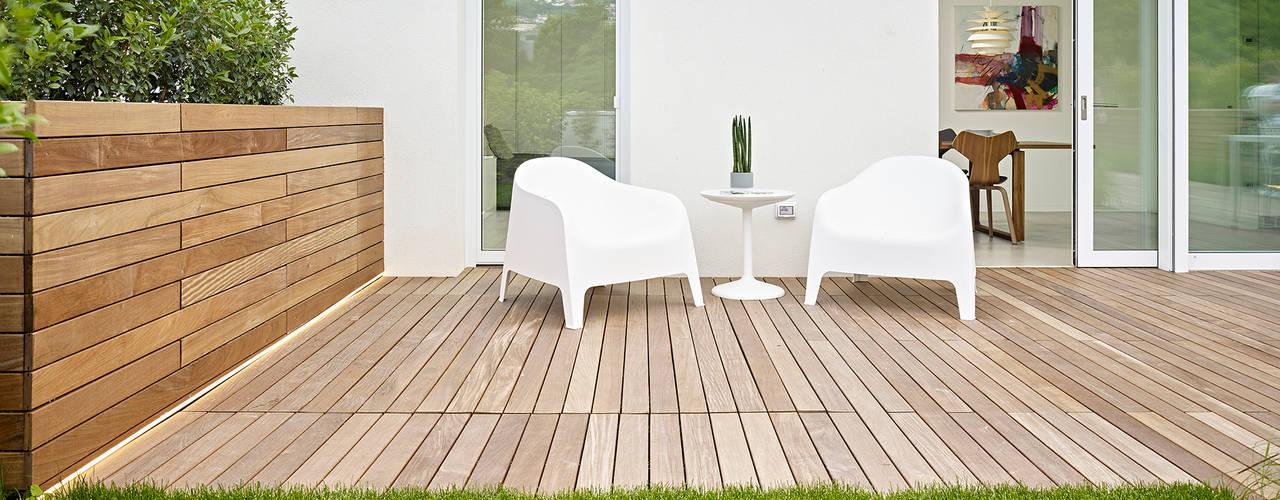 Сады в . Автор – Burnazzi  Feltrin  Architects