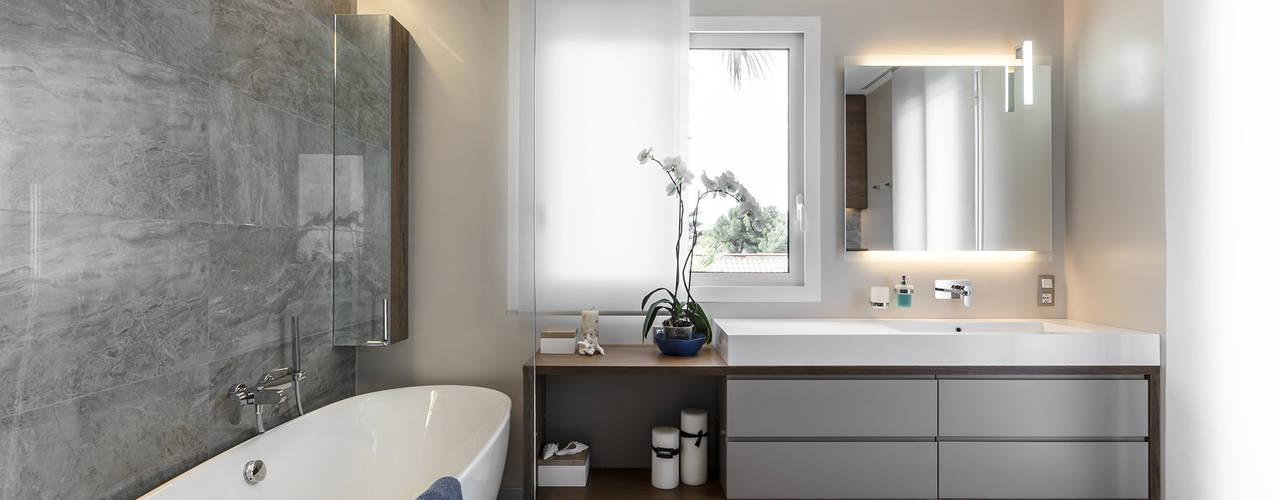 حمام تنفيذ NG-STUDIO Interior Design