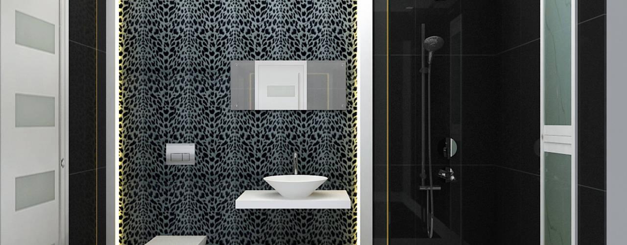Interior Design:  Bathroom by The Silversea