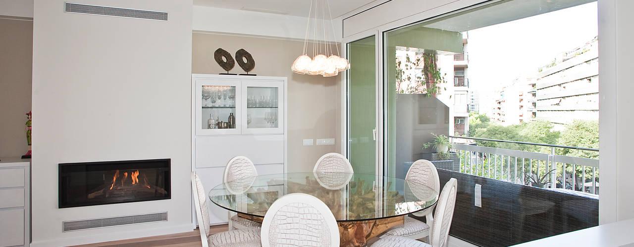 غرفة المعيشة تنفيذ Grupo Inventia, بحر أبيض متوسط
