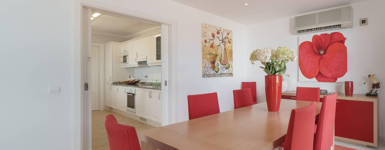 Classic style dining room by Zenaida Lima Fotografia Classic
