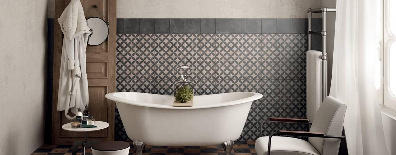 Baños de estilo  por Verde y Madera
