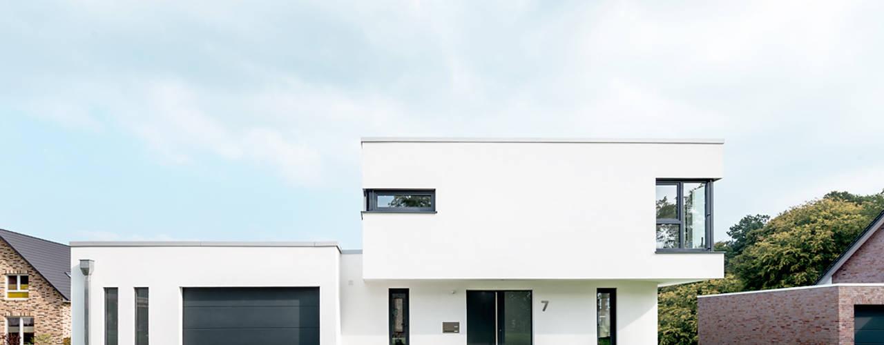 Projekty,  Domy zaprojektowane przez Hellmers P2 | Architektur & Projekte , Nowoczesny