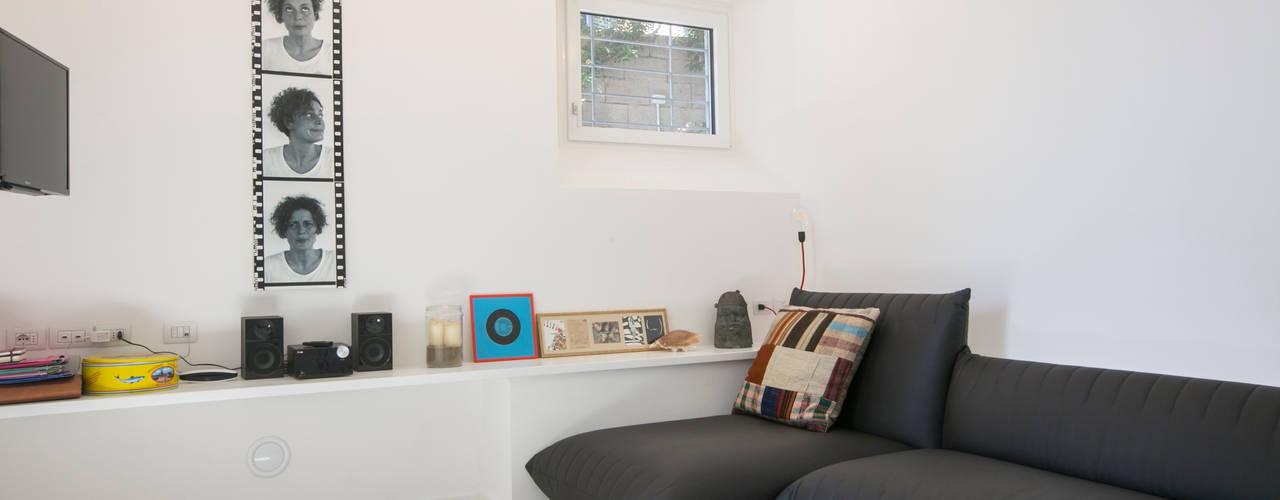 غرفة المعيشة تنفيذ mc2 architettura,
