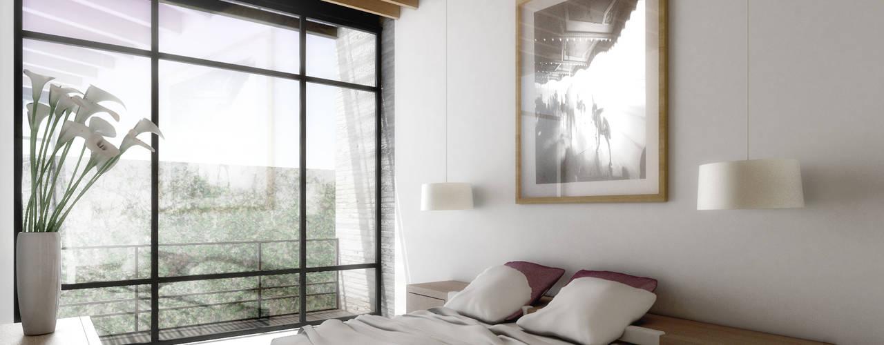 Moderne badkamers van gOO Arquitectos Modern